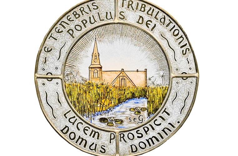 Kerkzegel Hervormde Gemeente Genemuiden