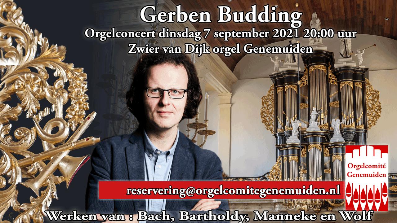 titelblad Gerben Budding